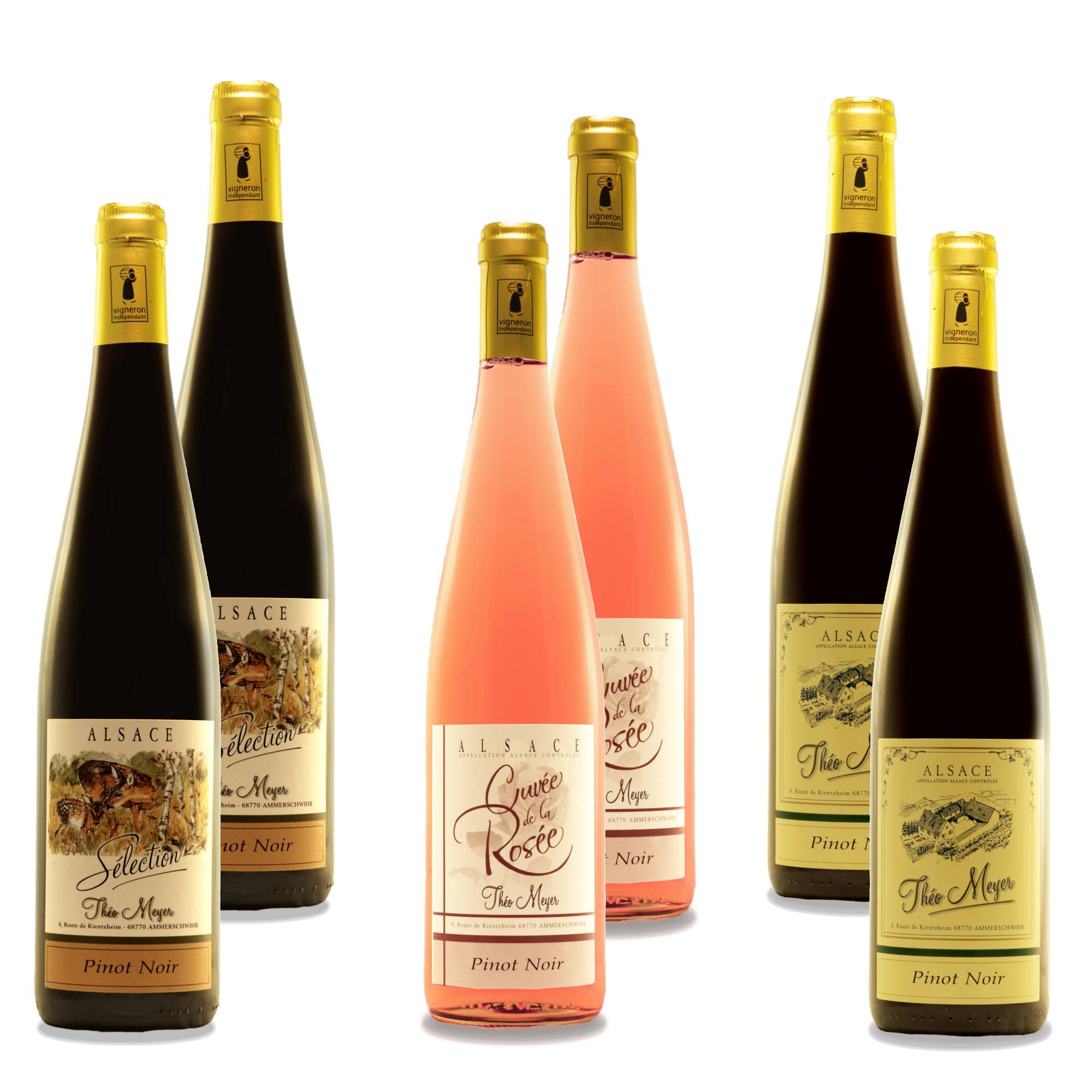 Coffret Rouge d'Alsace