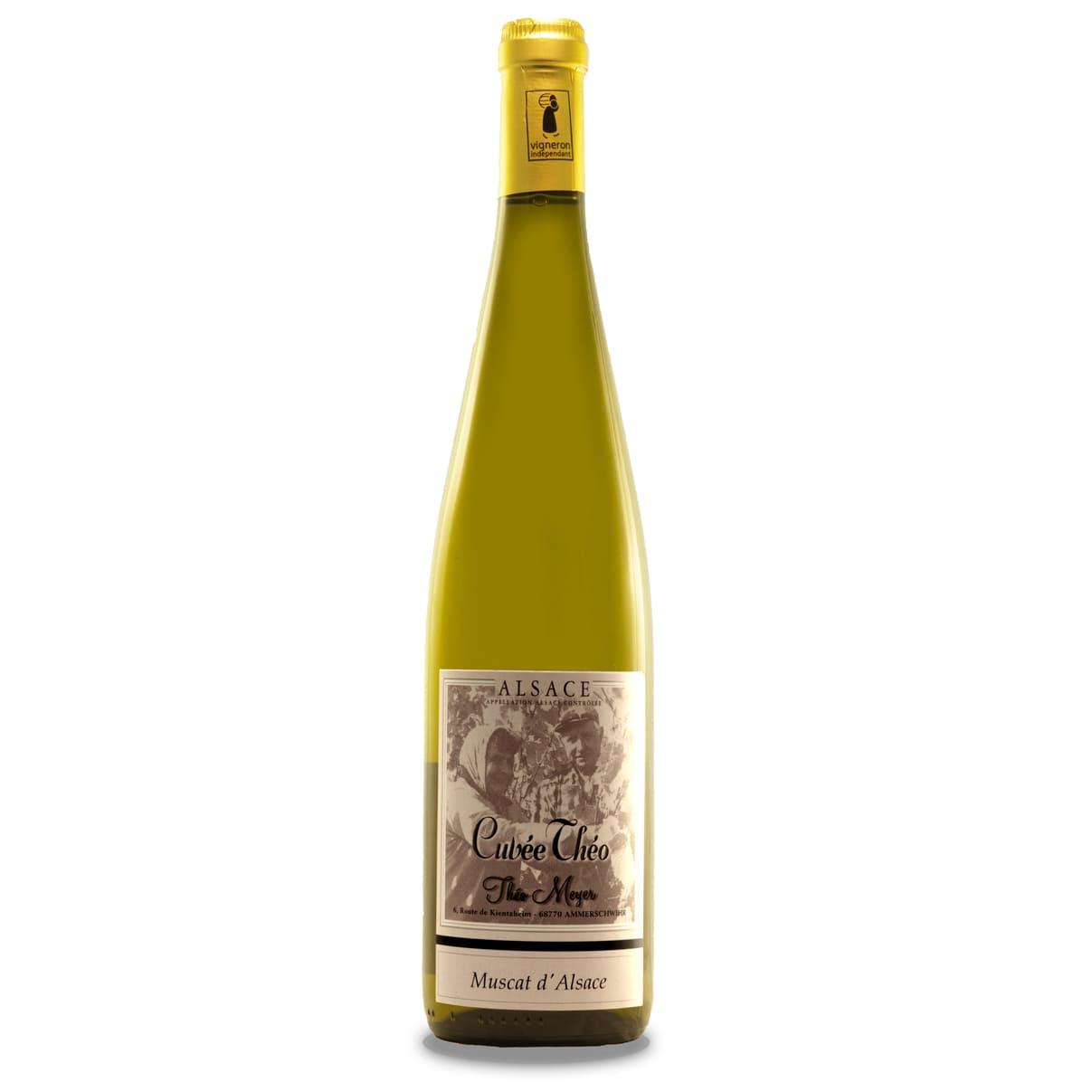 Muscat d'Alsace Cuvée Théo 2019