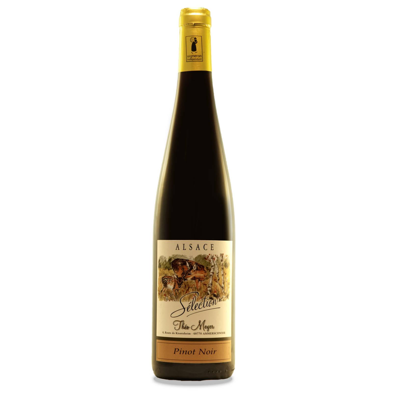 Pinot noir sélection 2018